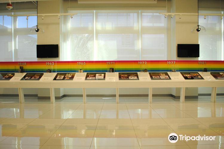 Polaroid Fotobar and Museum4