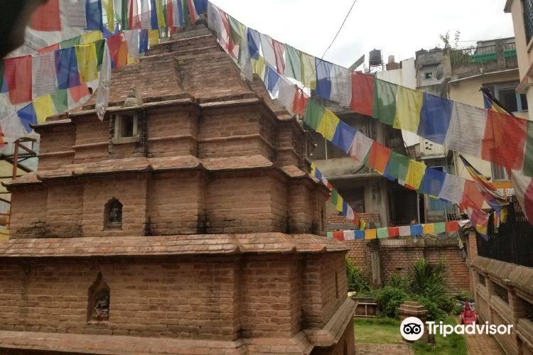 Ashok Binayak Temple2
