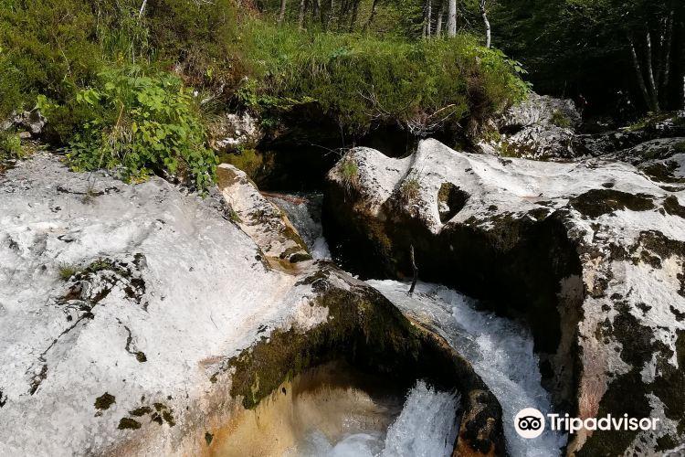 Slap Mostinca (Mostnica Waterfall)4