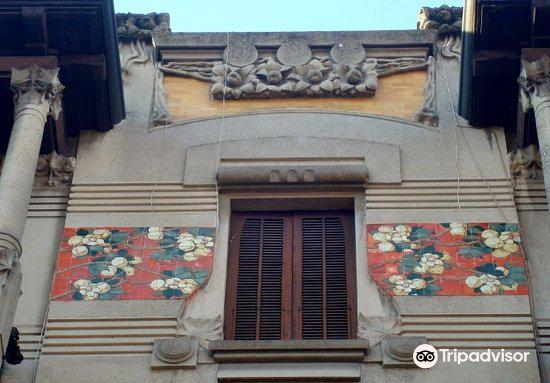 Casa Donzelli di via Gioberti1
