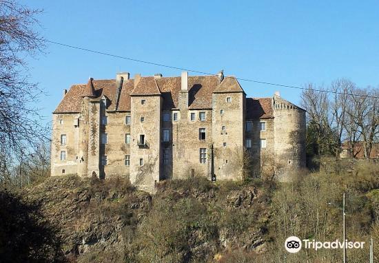 Chateau de Boussac2