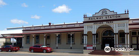 Archer Park Rail Museum1