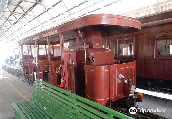 Archer Park Rail Museum3