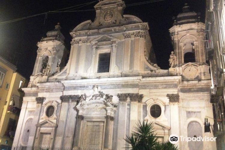 Chiesa e Pinacoteca dei Girolamini2
