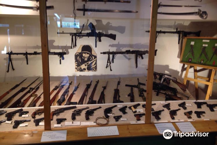 Okanagan Military Museum4