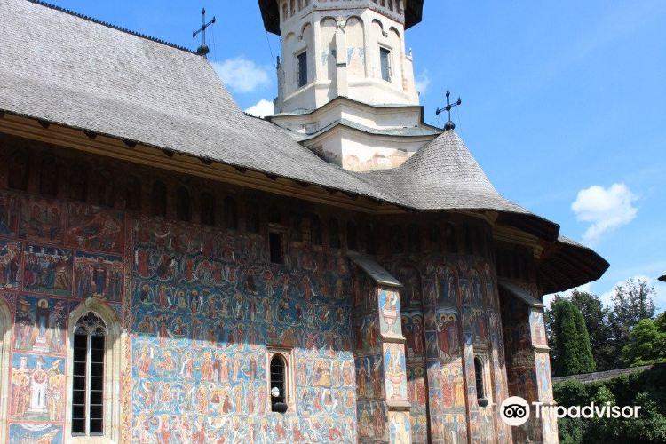 摩爾多維查修道院2