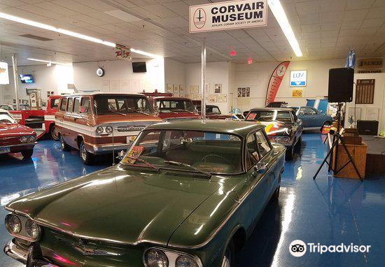 Chevrolet Hall of Fame Museum1