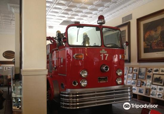 Los Angeles Fire Department Museum4