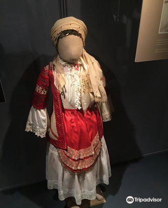 希臘服飾史博物館2
