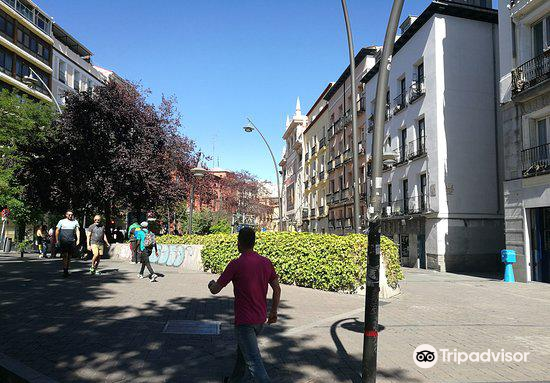 Plaza de Jacinto Benavente1