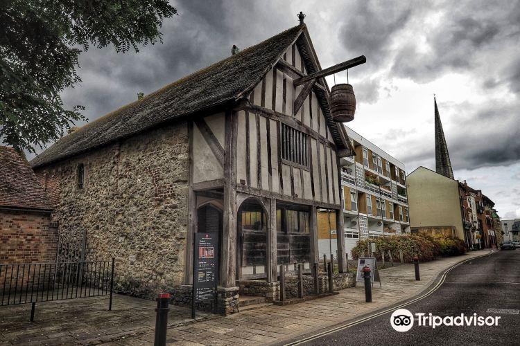 Medieval Merchant's House2