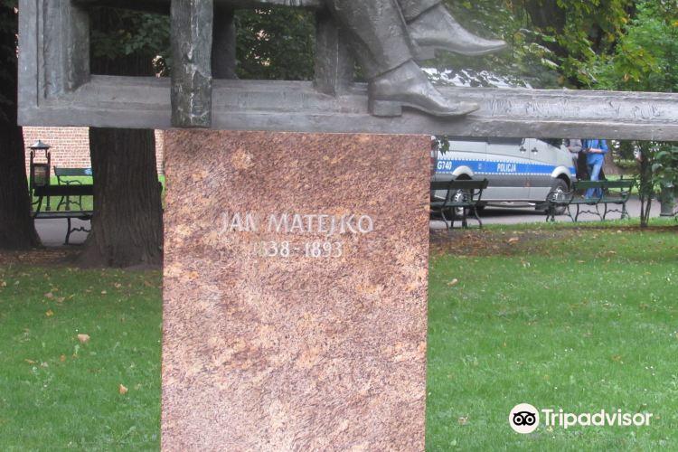 Dworek Jana Matejki2