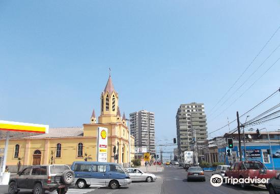 Santuario Sagrado Corazon de Jesus de Iquique2