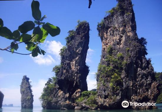 Koh Yao Noi Paradise sea kyak1