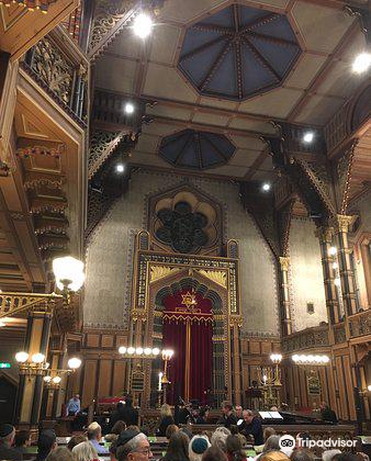 The Great Synagogue of Stockholm3