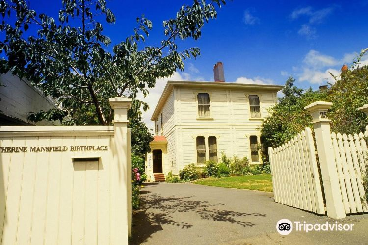 Katherine Mansfield Birthplace1