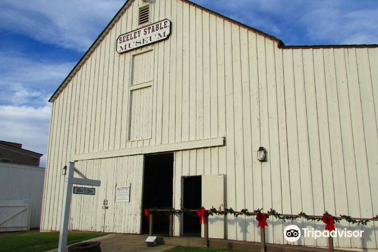 Seeley Stables2