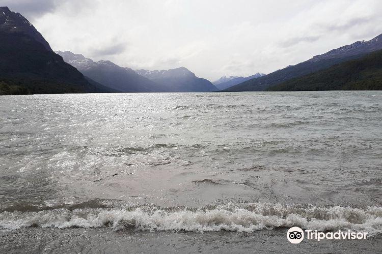 "Cabalgata Larga ""Lago Roca""4"