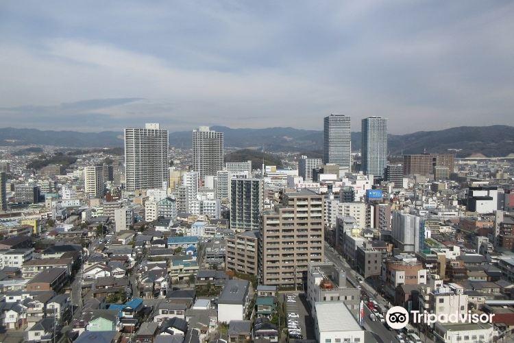 Takatsuki City Hall Observation Floor1