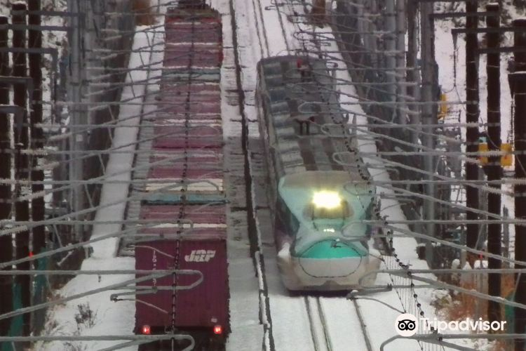 Shinkansen View Spot1