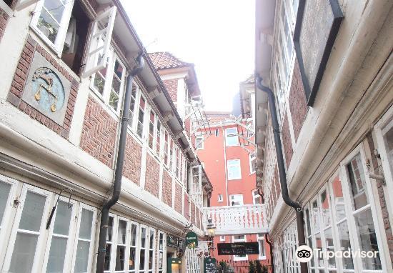 Krameramtswohnungen (Flats for Small Trader's Guild)3