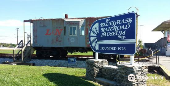 Bluegrass Scenic Railroad and Museum2