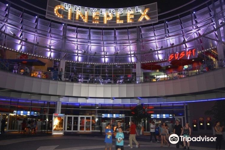 AMC Theatre at Universal Orlando2