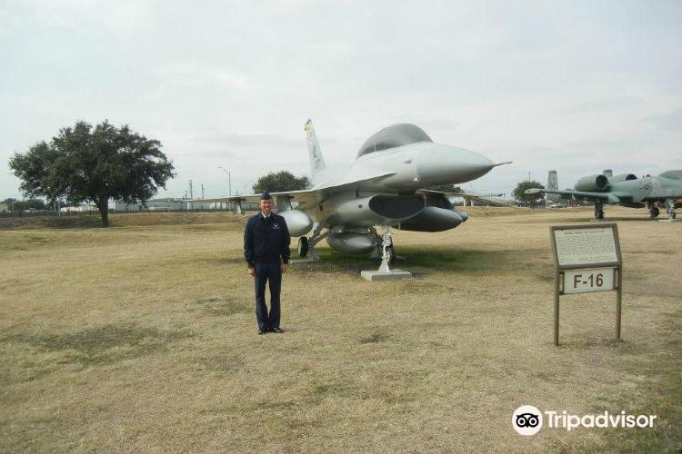 Lackland Air Force Base4