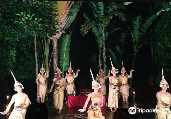 The Sacred Dancers of Angkor1