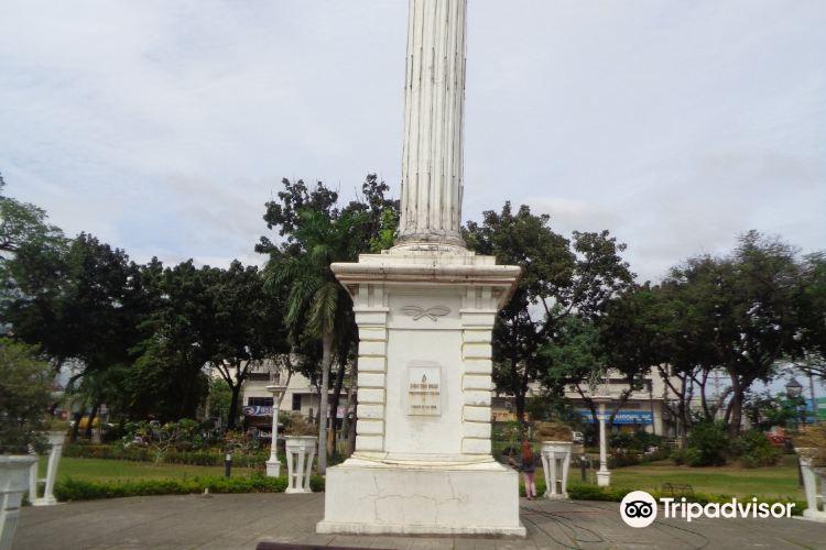 Miguel Lopez Legazpi Monument3