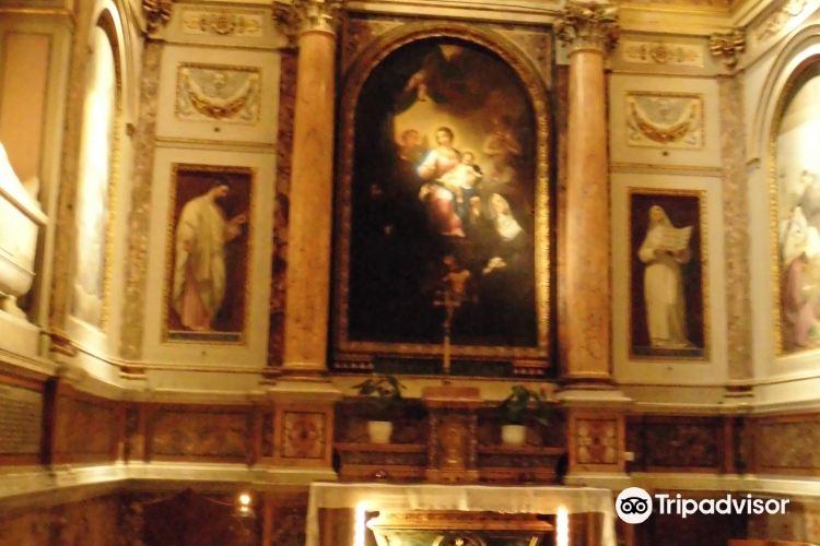 Basilica di Sant'Agostino in Campo Marzio