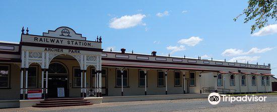 Archer Park Rail Museum2