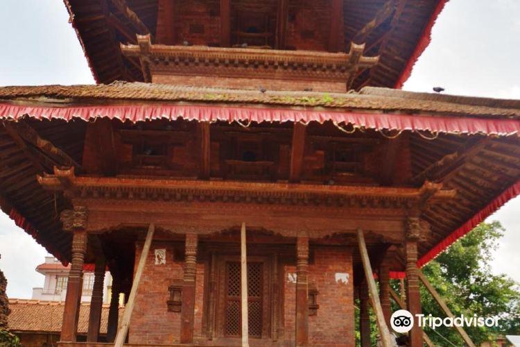 Maha Vishnu Mandir Temple1