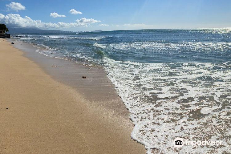 伊娃海灘4