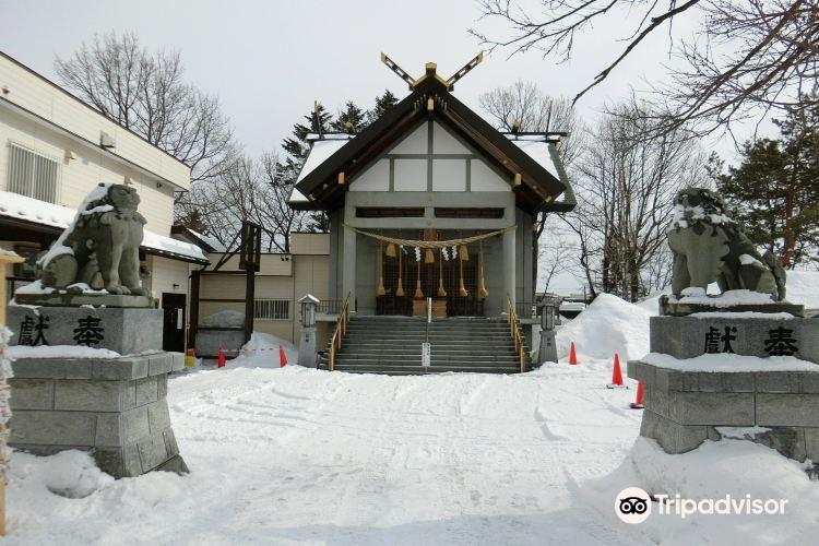 Nishioka Hachimangu Shrine3