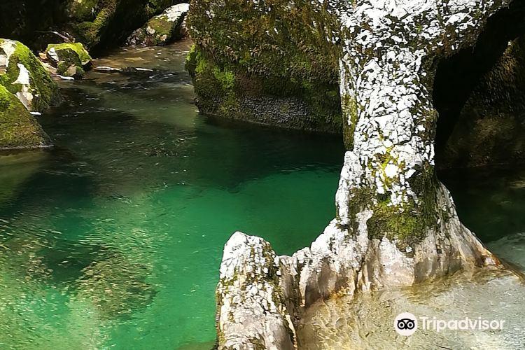 Slap Mostinca (Mostnica Waterfall)3