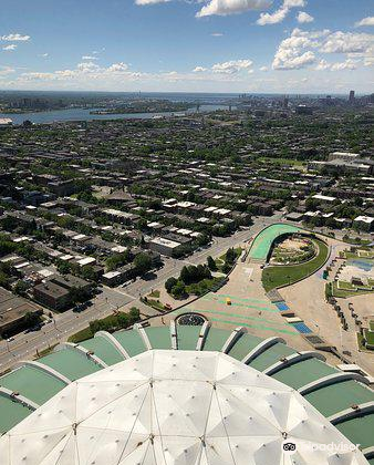 Olympic Tower/Olympic Stadium's Observatory3