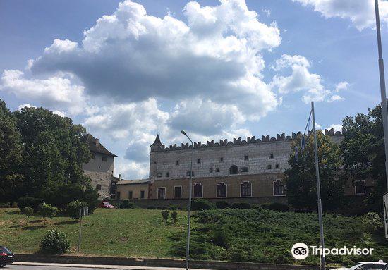 Zvolen Castle1
