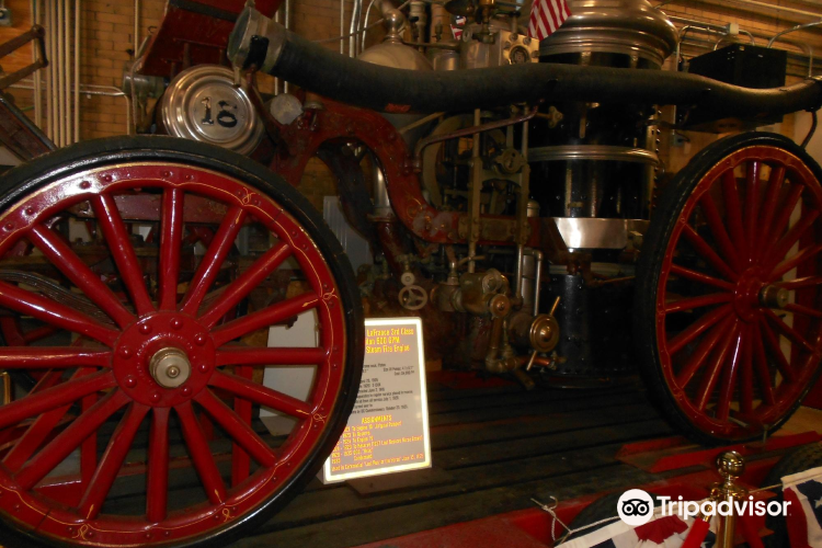 D.C. Fire and EMS Museum4