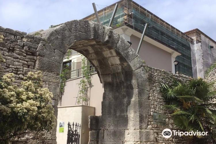 Gate of Hercules (Porta Herculanea)1