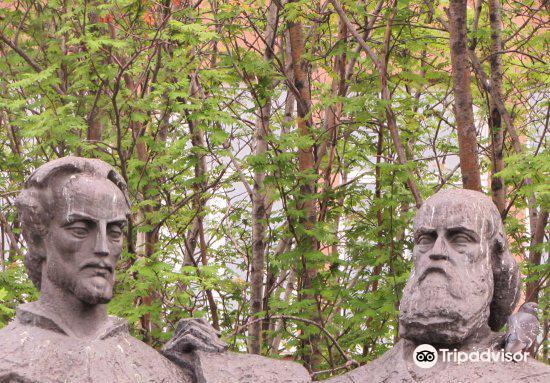 Monument to Saints Cyril and Methodius2