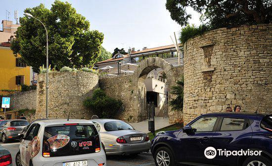 Gate of Hercules (Porta Herculanea)3