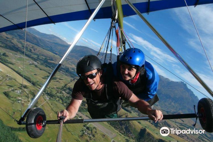 Coronet Peak Paragliding4
