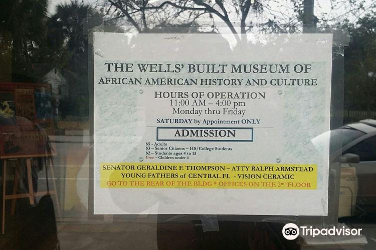 Wells Built Museum2