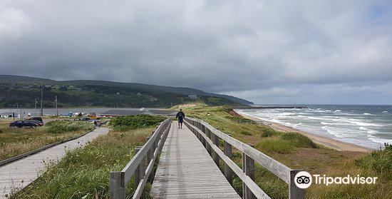 Inverness Beach Boardwalk2