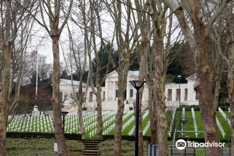 Suresnes American Cemetery and Memorial2
