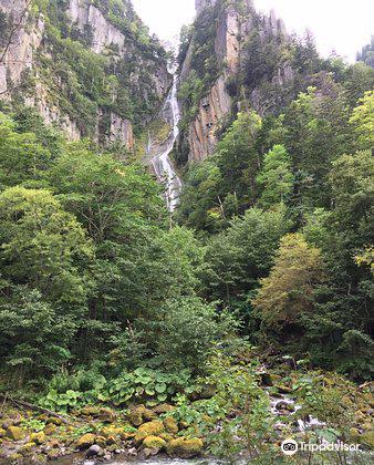 Ginga no Taki Falls4