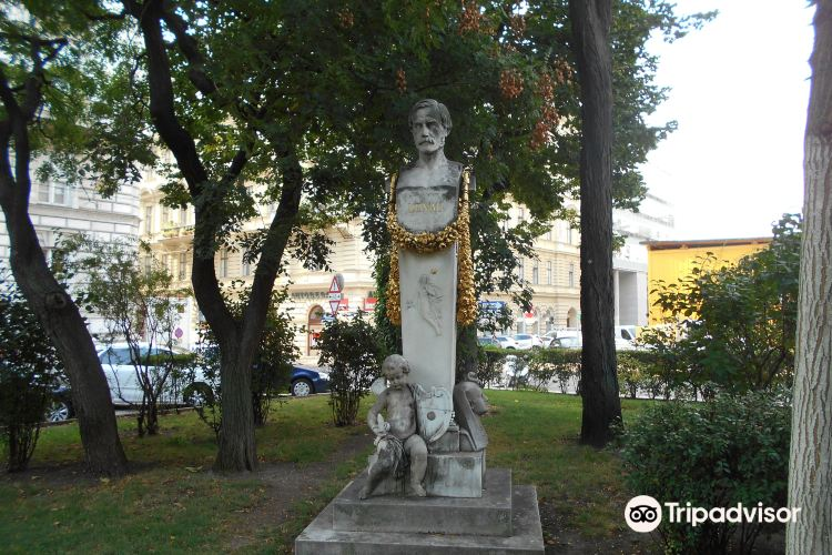 Denkmal Nikolaus Lenau