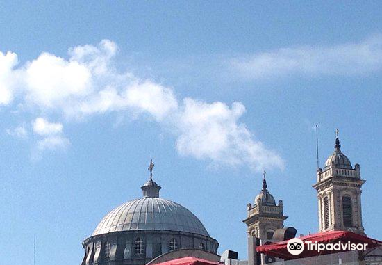 Beyoglu Uc Horan Armenian Church2