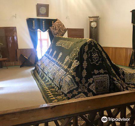 Sems-i Tebrizi Tomb & Mosque1